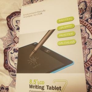 New. Writing tablet. Only opened to take pictures